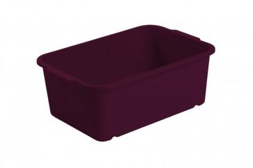 Plastový box Magic, malý, fialový, 25x17x10 cm - POSLEDNÝ 1 KS