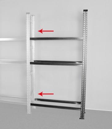 Prídavný stĺpik, 197x106x34 cm