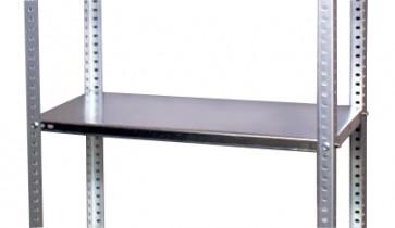 Prídavná polica Metal - nosnosť 100 kg