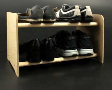 Regál na topánky Soft, 27x65,5x24 cm