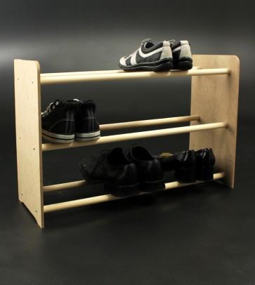 Regál na topánky Soft, 45x90,5x24 cm