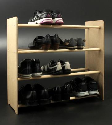 Regál na topánky Soft, 63x65,5x24 cm