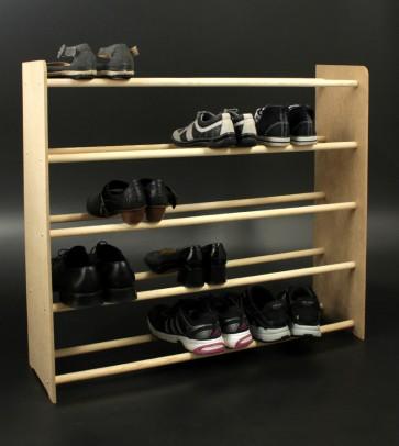 Regál na topánky Soft, 81x65,5x24 cm