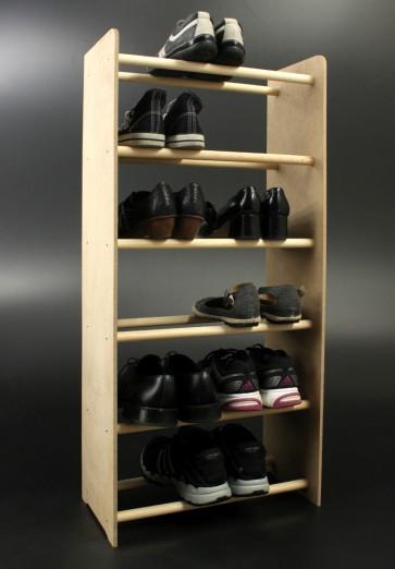 Regál na topánky Soft, 99x90,5x24 cm
