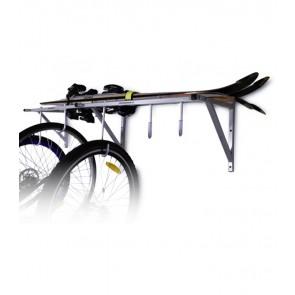 Vešiak na 5 bicykel
