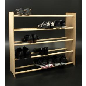 Regál na topánky Soft, 81x90,5x24 cm