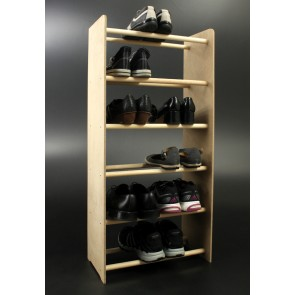 Regál na topánky Soft, 99x65,5x24 cm