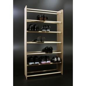 Regál na topánky Soft, 117x46x24 cm