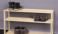 Drevené botníky